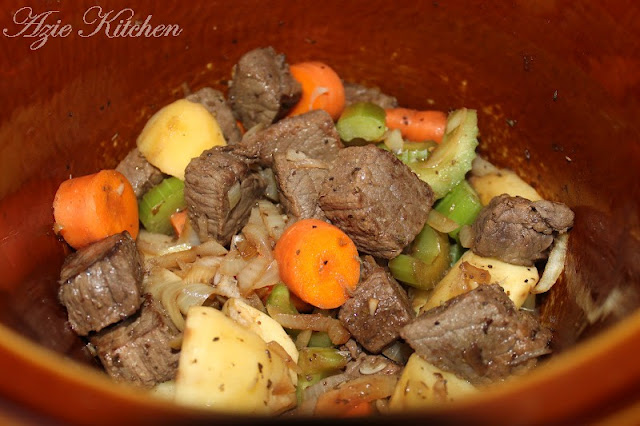 My Best Beef Stew In Slow Cooker
