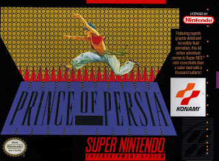 Prince of Persia (BR) [ SNES ]