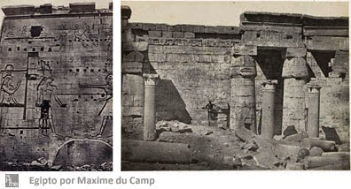 Daguerrotipo de Egipto