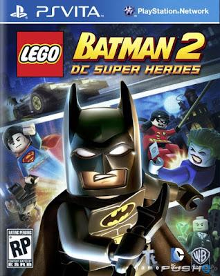 Lego Batman 2 videojuego