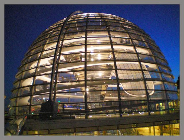 Qué ver en Berlín: ruta Berlín en tres días (I) Cupula parlamento