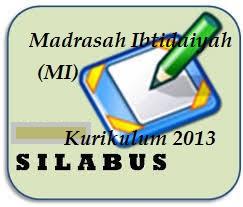 Silabus SKI MI Kurikulum 2013 Kemenag Revisi 2017