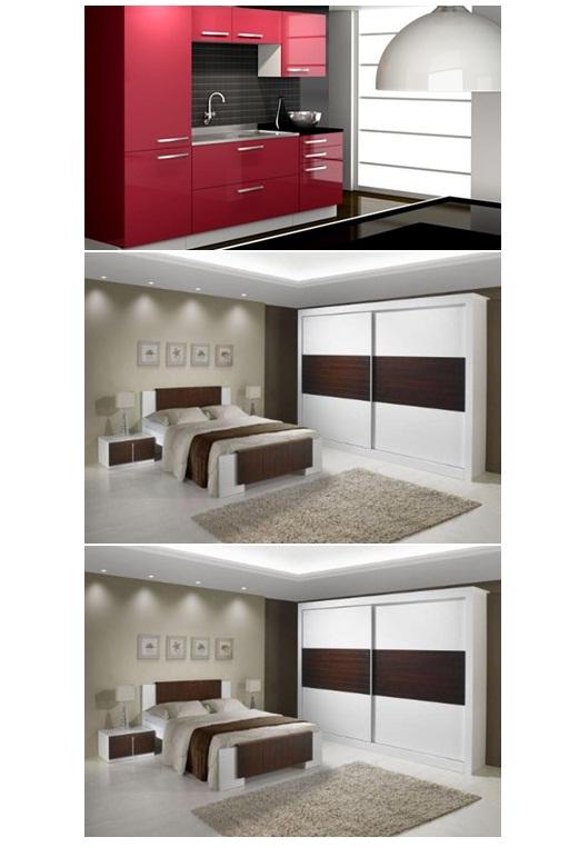 Kappesberg%2BM%25C3%25B3veis%2BPlanejados Kappesberg Móveis Planejados: Cozinha, dormitórios e sala de estar