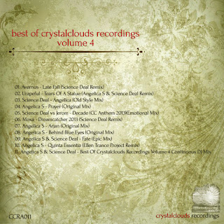 Various Artists - Best of Crystalclouds Recordings, Vol. 4 [iTunes Plus AAC M4A]