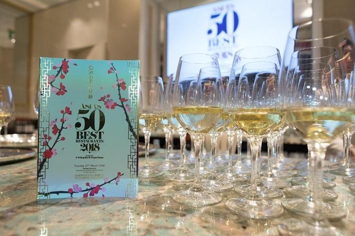 Asia's 50 Best Restaurants 2018