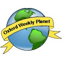 Oxford Weekly Planet logo
