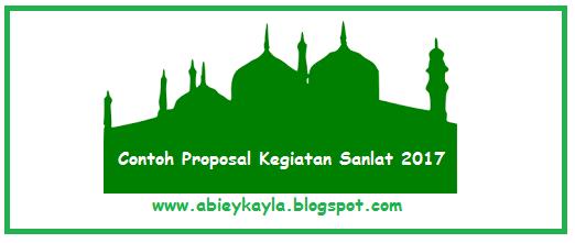 Contoh Proposal Kegiatan Pesantren Ramadhan / Sanlat SD SMP SMA SMK Terbaru
