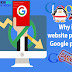 Why Google gives a website penalties