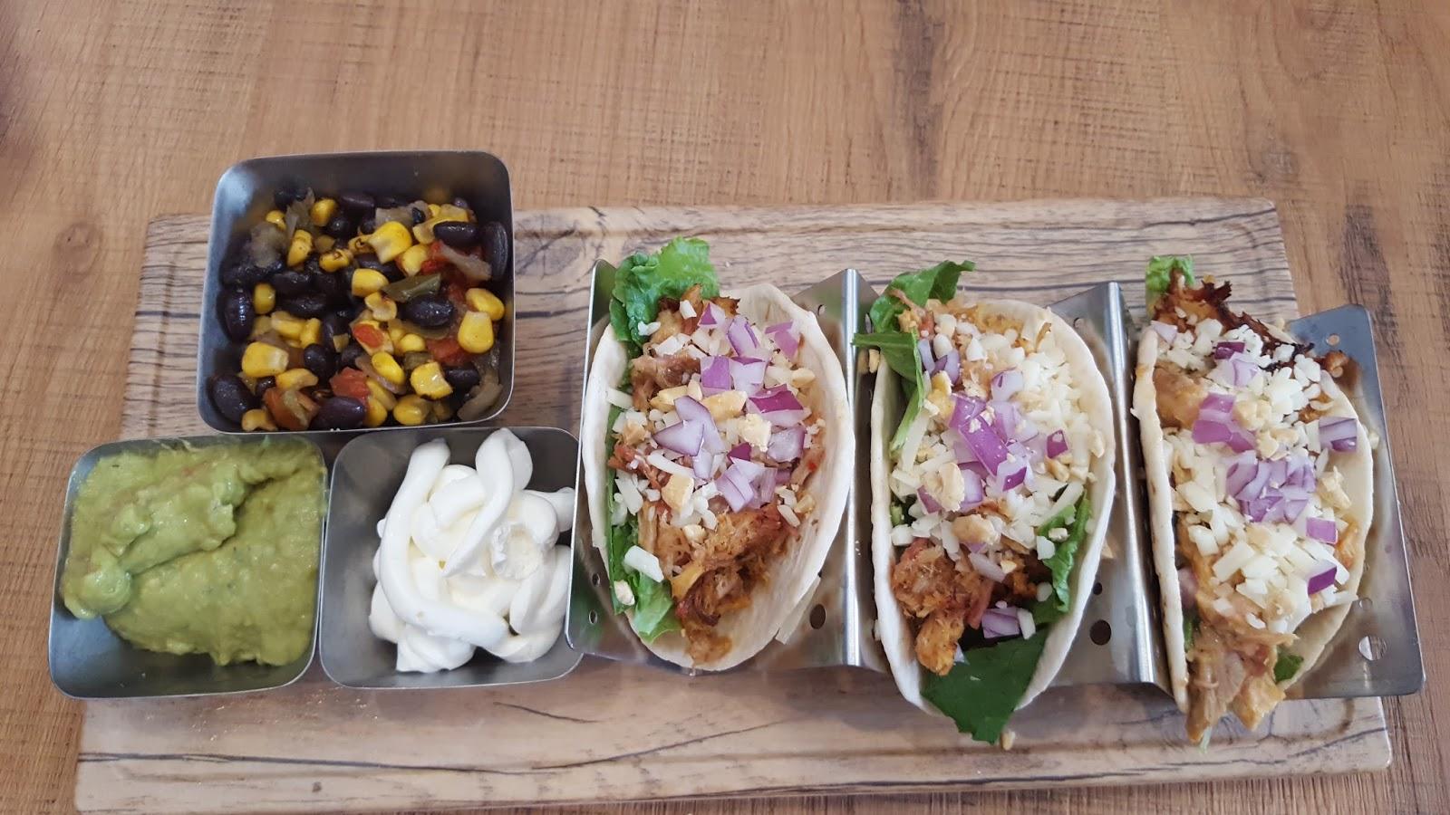 Hyatt Place Ann Arbor tacos