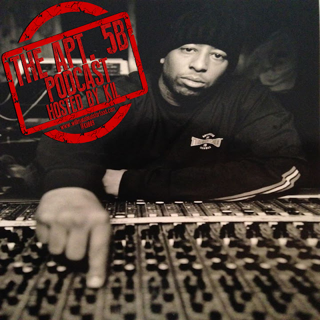 Apt. 5B Podcast Hosted By Kil: DJ Premier Is In Deep Concentration
