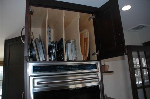 Simplifying Remodeling Kitchen Design Baking Stations