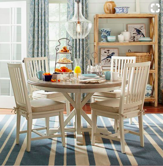 Kitchen Round Table: The Beauty Of Round Dining Tables And Some Fun