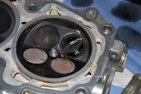 ukuran diameter klep motor honda
