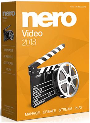 تحميل برنامج نيرو فيديو لتحرير وتعديل الفيديو Nero Video 2018