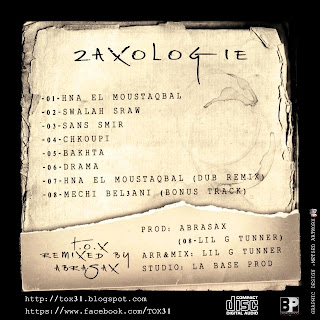 Zaxologie RAP ALGERIEN DZ