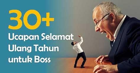 30+ Ucapan Selamat Ulang Tahun untuk Bos atau Atasan