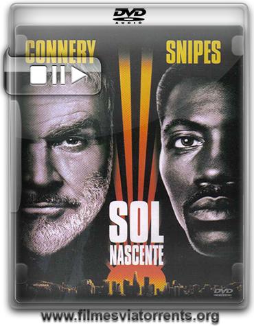 Sol Nascente Torrent - DVDRip Dublado (1993)