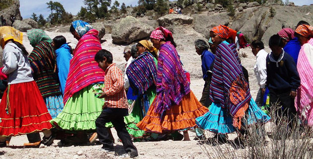 Resultado de imagen para Piden tarahumaras comida ante falta de cosechas