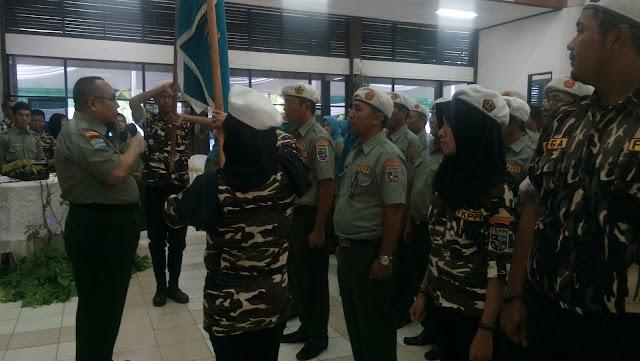 FKPPI Metro dilantik Wajib Koordinasi Dengan Pemkot