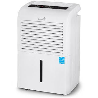 Ivation IVADH70PW 70 Pint Energy Star Dehumidifier, image, review features & specifications