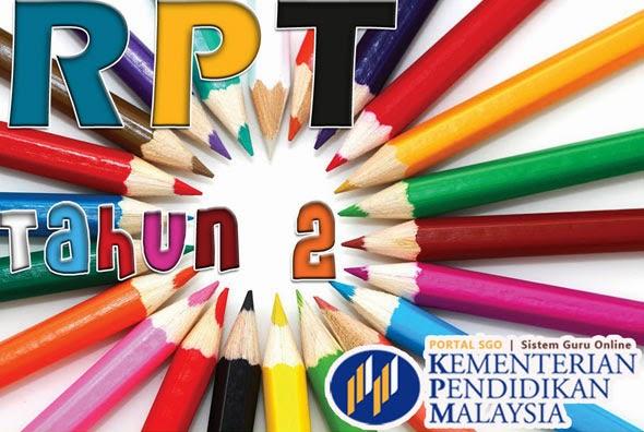 KSSR RPT Pendidikan Kesihatan Tahun 2