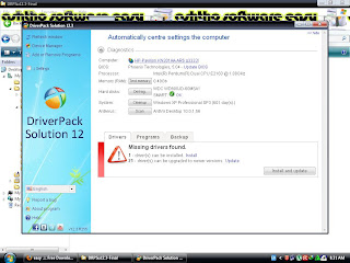 DriverPack Solution 12.3 Terbaru