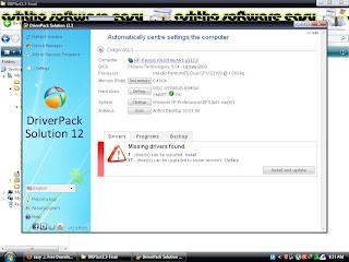 DriverPack Solution 12.3 Terbaru