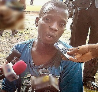SHOCKER: Many Shallow Graves Found In Lagos Pastor Who Chained 28 Victims Home; I'm Actually A Herbalist, He Confesses