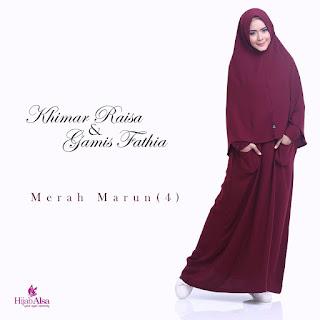 Gamis Fathia Hijab