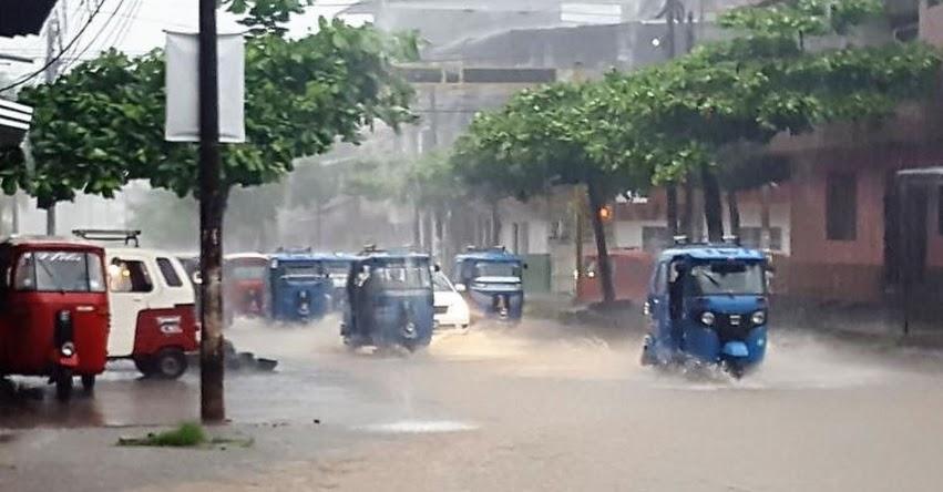 Por intensas lluvias suspenden clases en la Institución Educativa N° 33032 del distrito de Rupa Rupa - UGEL Leoncio Prado - DRE Huánuco - www.drehuanuco.gob.pe