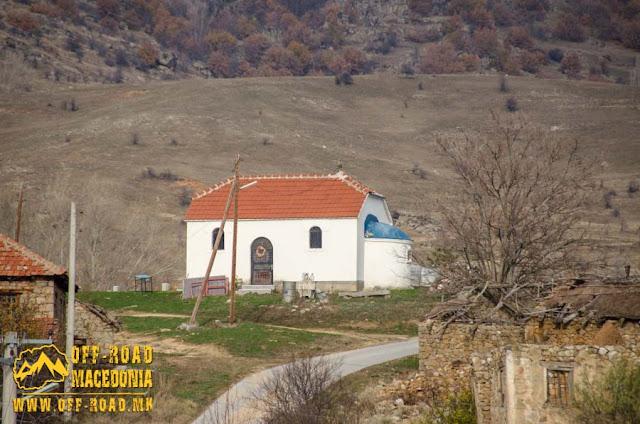 Church in Krushevica village, Mariovo region, Macedonia