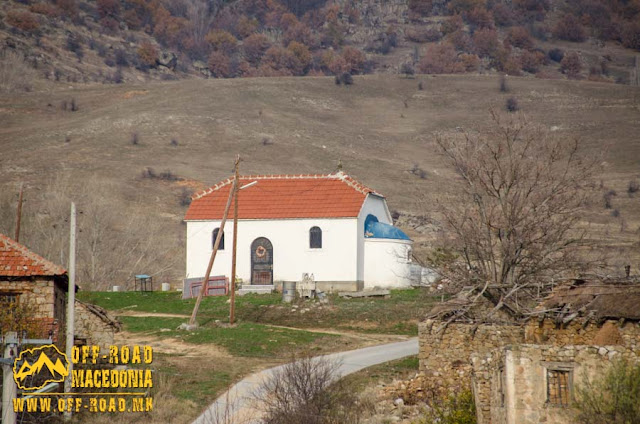 Church in Krushevica village, Mariovo region, Macedonia