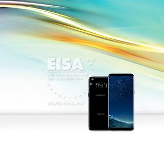 Samsung Galaxy S8 wins EISA Award