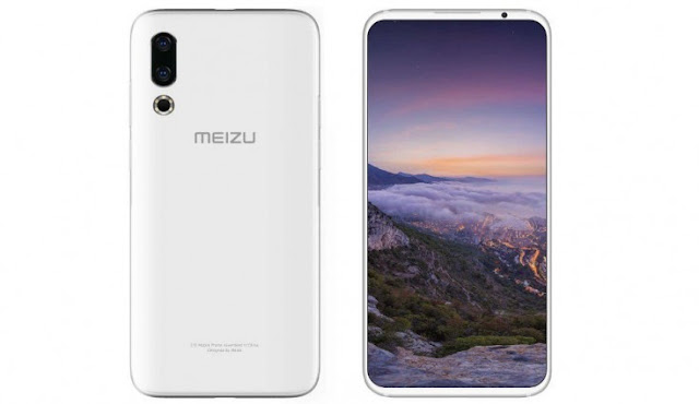 Meizu 16s, Meizu Phones