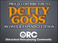 Petty Gods Contributing Author