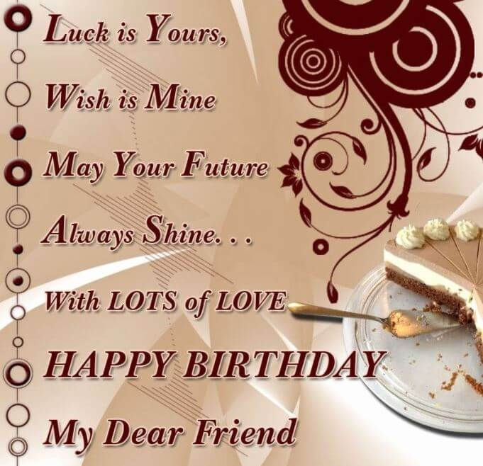 110+ Happy Birthday Wishes Images For Best Friends & Family (2019