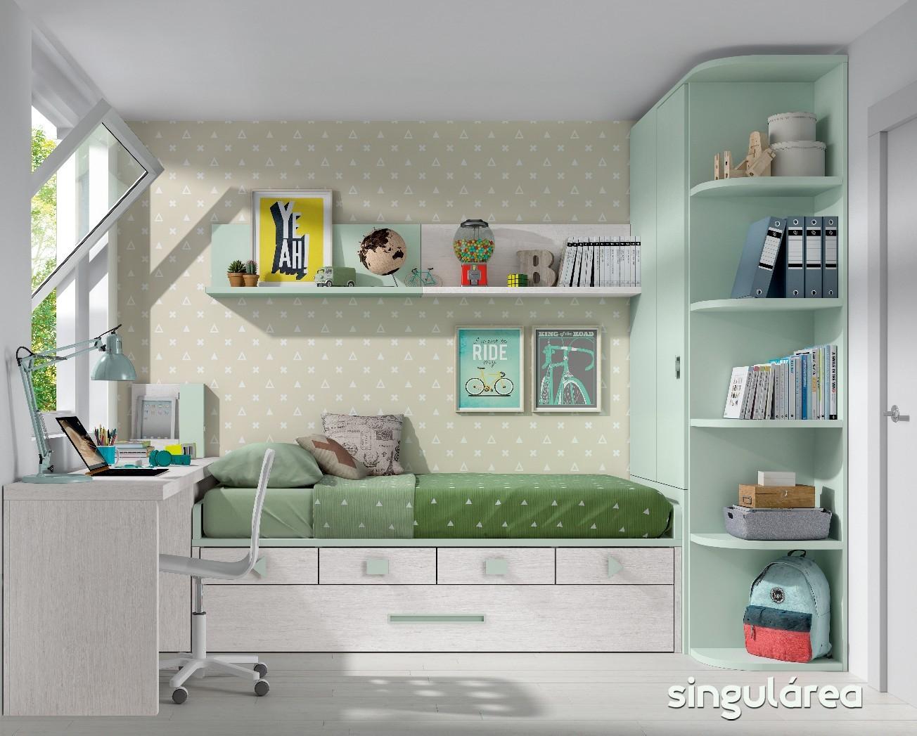 Blog dormitorios juveniles com colores tendencias en - Ver dormitorios juveniles ...
