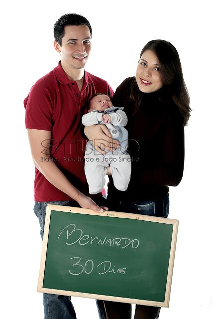 fotografia familia em estudio