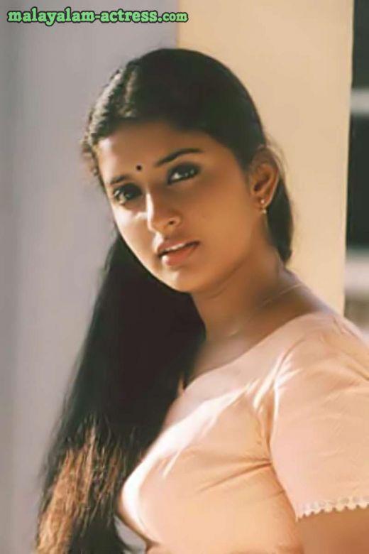 Indian Actress South Indian Actress Meera Jasmine Boobs -4670