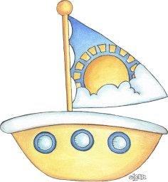 Dibujos de barcos para imprimir imagenes para imprimir - Imagenes de barcos infantiles ...