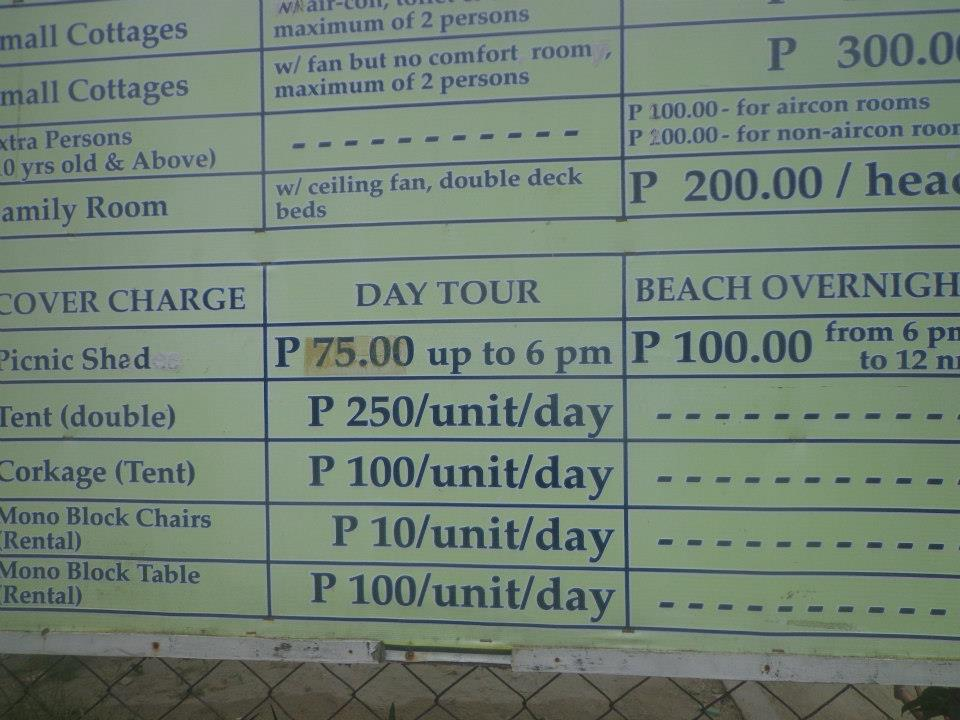 Samal Island Day Tour Rate Lifehacked1st Com