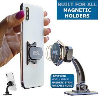 3 Finger Phone Ring Holder Kickstand