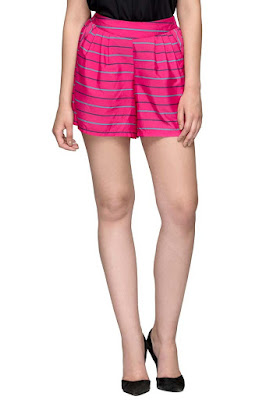 http://www.oxolloxo.com/magenta-striped-shorts.html