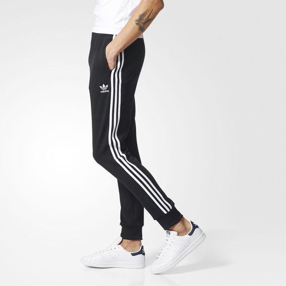 track pants masculina adidas