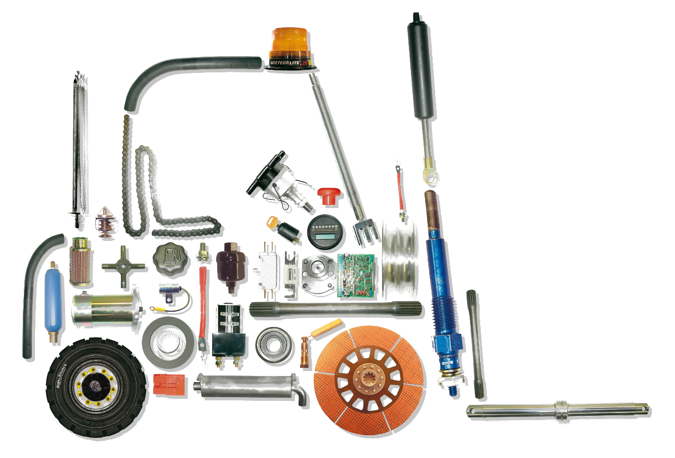 Fork Lift Parts : Material handling news and innovations from stärke the