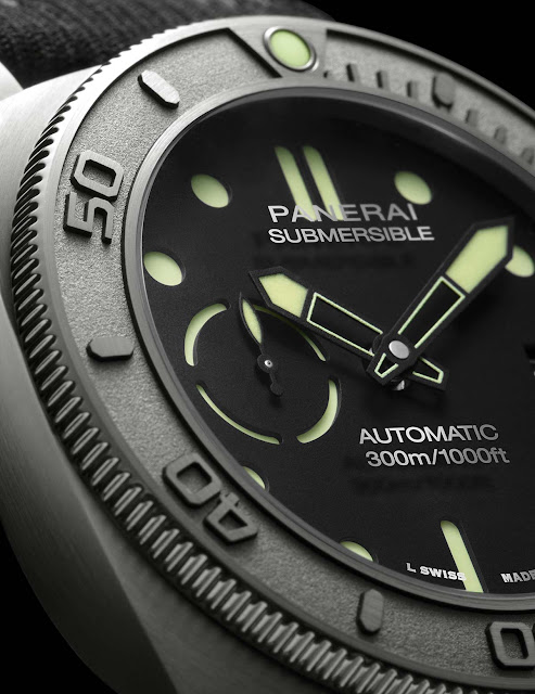 Panerai Submersible Mike Horn Editions PAM984