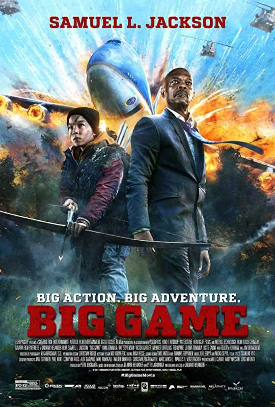 Big Game 2014 720p x264 Esub BluRay  Dual Audio English Hindi GOPISAHI