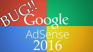 Hasil gambar untuk adsense bug