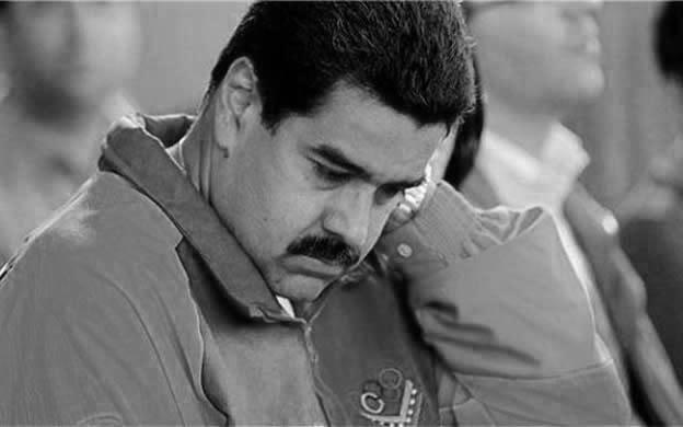 El genocida Nicolas Maduro lleva al país hacia el aislamiento con su Constituyente