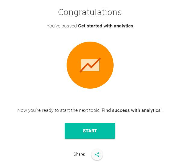 Get started with Web Analytics Tools